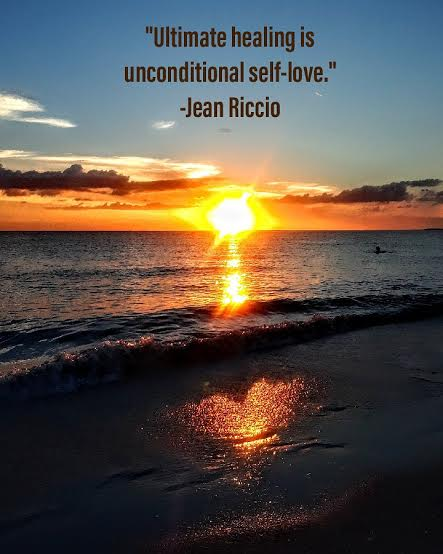 ultimate, healing, unconditional, love, self love, jean riccio, lmt, healer, energy healing, chakra, reiki, past life, generational, trauma, body soul, st pete, st petersburg, dtsp, 33701, 33704, tampa bay, massage therapist, love